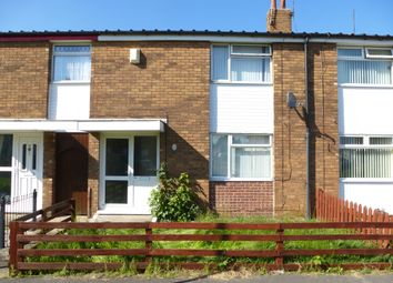 Thumbnail 2 bed terraced house for sale in Brixton Close, Hull