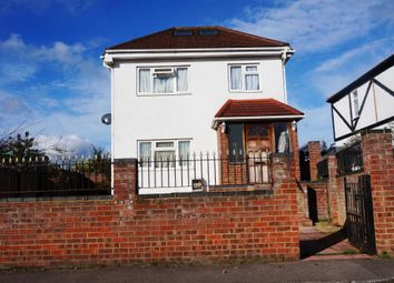 Thumbnail 4 bed detached house for sale in Leyland Avenue, Enfield
