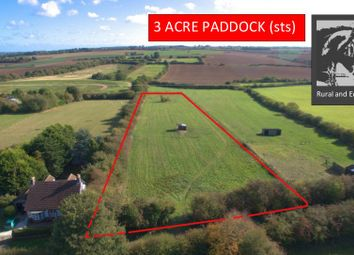 Thumbnail Equestrian property for sale in Paddock Adjoining Hallams Close, Julian Bower, Louth