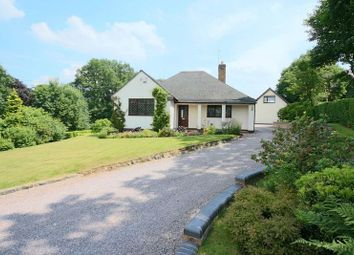 Thumbnail 3 bed detached bungalow for sale in Pinewood Road, Ashley Heath, Market Drayton