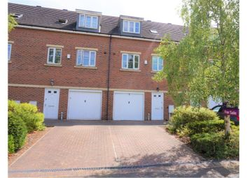 Thumbnail 3 bed town house for sale in Gilbert Boulevard, Nottingham