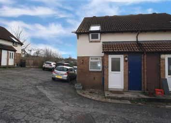 Thumbnail 2 bed semi-detached house for sale in Howards Way, Newton Abbot