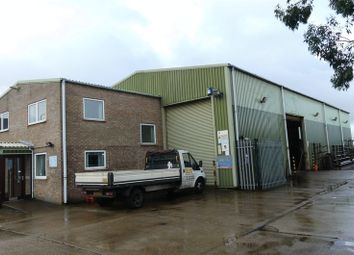 Thumbnail Light industrial for sale in Vanguard Road, Great Yarmouth