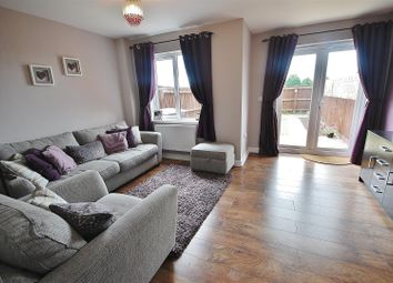 Thumbnail 3 bed town house for sale in Saltern Drive, Spalding