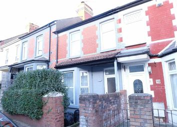 2 bed terraced house for sale in College Road, Barry, Vale Of Glamorgan CF62