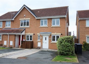 Thumbnail 2 bed end terrace house for sale in Kingham Close, Moreton