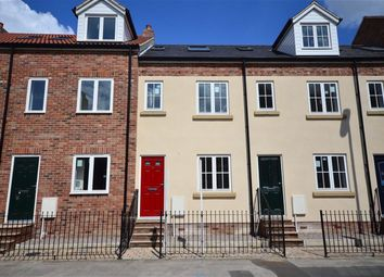 Thumbnail 3 bed town house to rent in Bridge Wharf, Selby