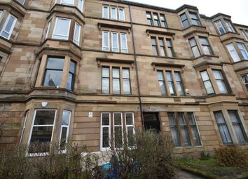 Thumbnail 3 bed flat for sale in Albert Avenue, Glasgow