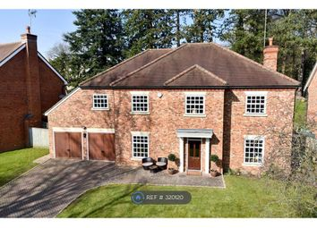 Thumbnail 5 bed detached house to rent in De Pirenore, Hazlemere, High Wycombe