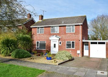 Thumbnail 4 bed detached house for sale in St Catherines Crescent, Sherborne, Dorset