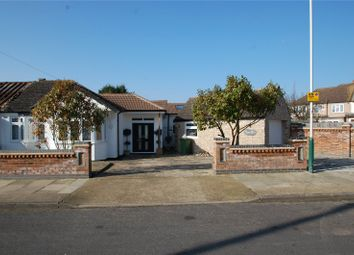 Thumbnail 3 bed semi-detached bungalow for sale in Pegelm Gardens, Hornchurch