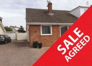 Thumbnail 3 bedroom semi-detached bungalow for sale in West Park Drive, Porthcawl