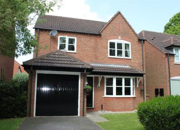 Thumbnail 3 bed detached house for sale in Maple Drive, Aston-On-Trent, Derbyshire