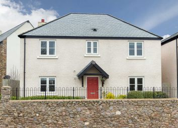 Thumbnail 4 bedroom detached house for sale in Kitley Walk, Yealmpton