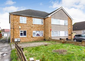 Thumbnail 2 bed maisonette for sale in Durants Park Avenue, Enfield