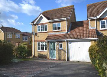 Thumbnail 3 bed link-detached house for sale in Highdowns, Hatch Warren, Basingstoke