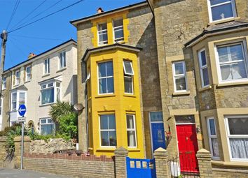 Thumbnail 3 bedroom end terrace house for sale in Dudley Road, Ventnor, Isle Of Wight
