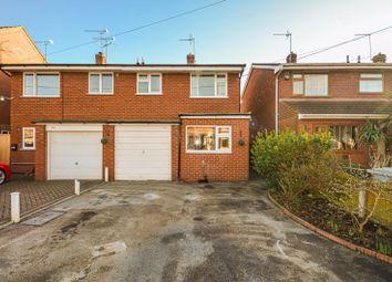 3 bed semi-detached house for sale in Wistaston Road, Nantwich CW5