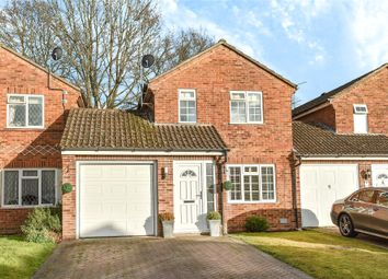 Thumbnail 3 bed link-detached house for sale in Rother Close, Sandhurst, Berkshire