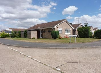 Thumbnail 2 bed detached bungalow for sale in Munnings Drive, Clacton-On-Sea