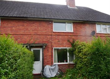 Thumbnail 2 bed terraced house to rent in Arden Close, Beeston, Nottingham