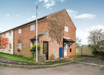 Thumbnail 2 bed maisonette for sale in Challis Court, Ludgershall, Andover