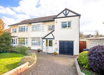 4 bed semi-detached house for sale in Reedley Road, Stoke Bishop, Bristol BS9