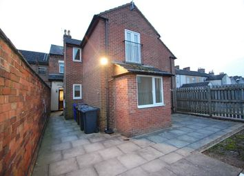 Thumbnail 1 bed flat to rent in Casey Lane, Burton On Trent, Staffordshire
