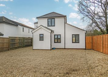 Thumbnail 3 bed detached house for sale in Brandon Road, Watton, Thetford