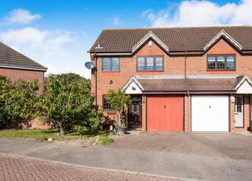 Thumbnail 3 bedroom semi-detached house for sale in Thorpe St Andrew, Norwich, Norfolk