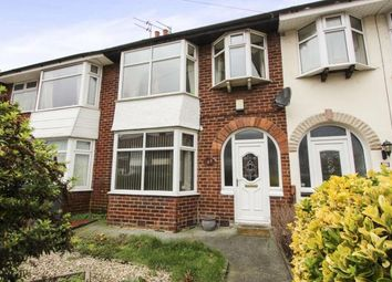 Thumbnail 3 bed terraced house for sale in Rosedale Avenue, Blackpool, Lancashire, England
