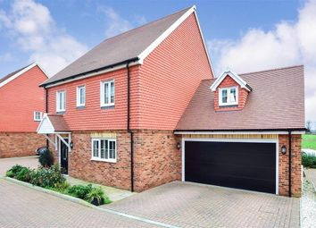 Thumbnail 5 bed detached house for sale in Lodge Close, Maidstone, Kent