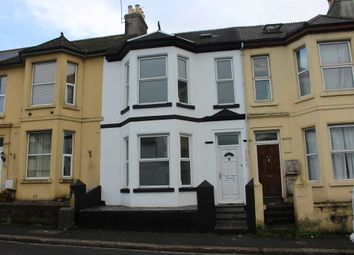 Thumbnail 3 bedroom terraced house for sale in Wolseley Road, Plymouth