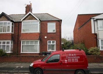 Thumbnail 2 bedroom flat to rent in Wilson Street, Wallsend, Newcastle Upon Tyne