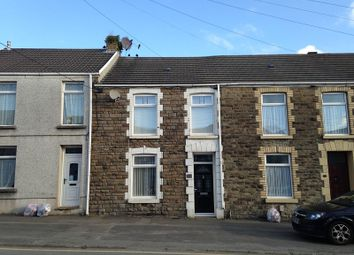 Thumbnail 3 bed terraced house for sale in Loughor Road, Gorseinon, Swansea.