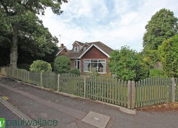 Thumbnail 4 bed detached bungalow for sale in Highland Road, Nazeing, Waltham Abbey