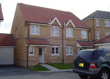 Thumbnail 3 bedroom terraced house to rent in Campion Road, Hatfield