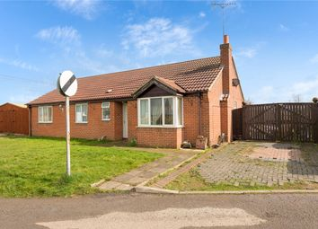 Thumbnail 3 bed detached bungalow for sale in Oster Fen Lane, Claypole, Newark