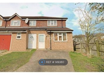 Thumbnail 2 bed end terrace house to rent in Clemence Road, Dagenham