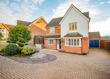 Thumbnail 4 bed detached house for sale in Discovery Road, Bearsted, Maidstone, Kent