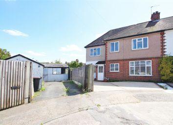 Thumbnail 4 bedroom semi-detached house for sale in Belmont Road, Chislehurst