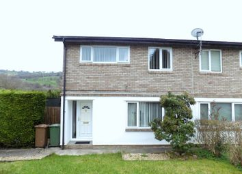 Thumbnail 3 bed semi-detached house to rent in Ffos Yr Hebog, Llanbradach, Caerphilly
