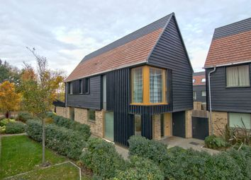 Thumbnail 3 bed detached house for sale in Royal Way, Trumpington, Cambridge