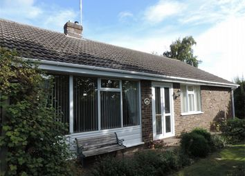 Thumbnail 3 bed detached bungalow to rent in Pinewood Close, Bourne, Lincolnshire