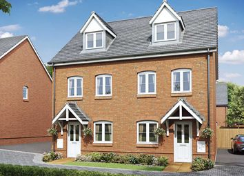 """Thumbnail 3 bed semi-detached house for sale in """"The Rosewood"""" at Allington Lane, Fair Oak, Eastleigh"""