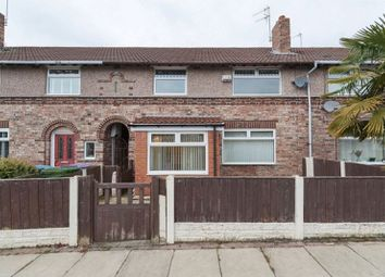 3 bed terraced house for sale in Danefield Road, West Allerton, Liverpool L19