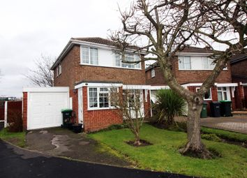 Thumbnail 3 bedroom detached house for sale in Shelton Close, Wednesbury
