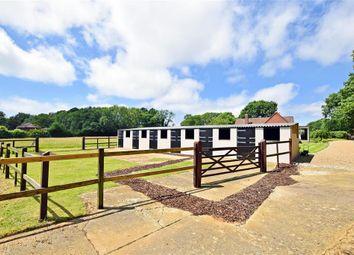 Thumbnail 4 bed detached bungalow for sale in Hogbarn Lane, Harrietsham, Maidstone, Kent