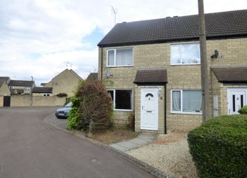 Thumbnail 2 bed terraced house for sale in Foxes Bank Drive, Cirencester