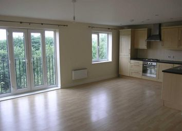 Thumbnail 2 bed flat to rent in Henshall House, Tapton Lock Hill, Chesterfield